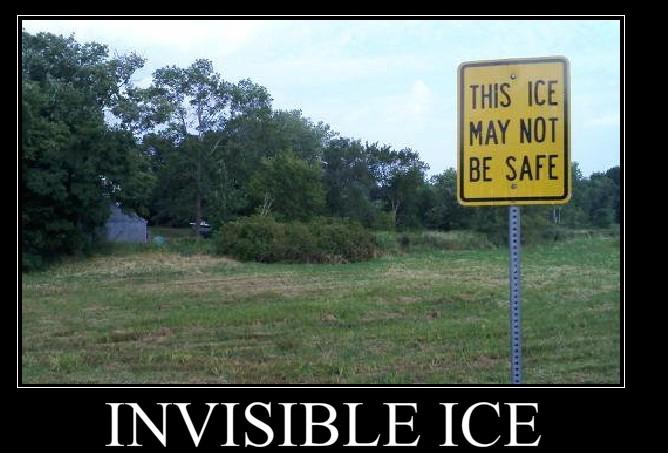 Invisibleice