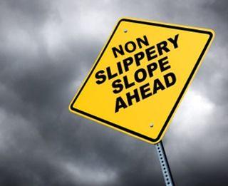 Slippery-slopeA