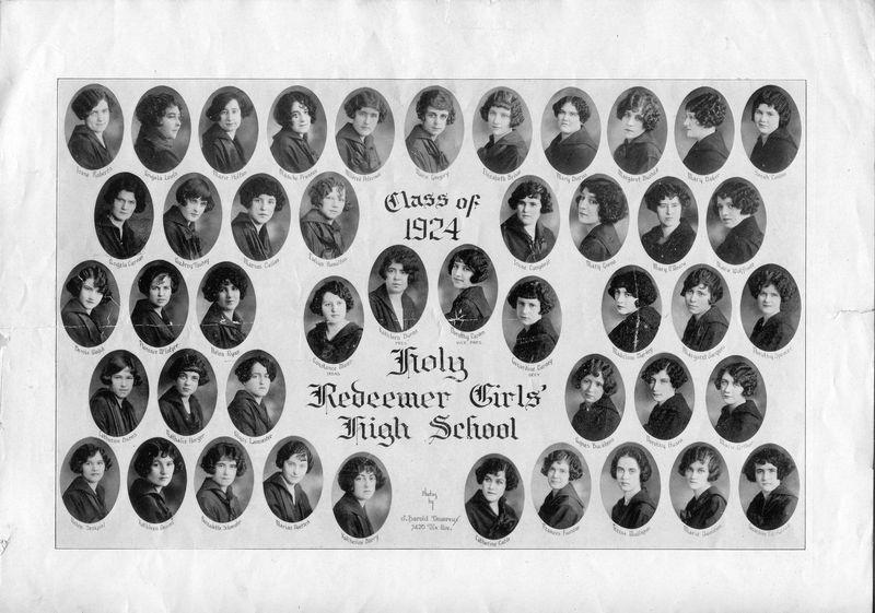 Holy Redeemer Monarch June 1924 6