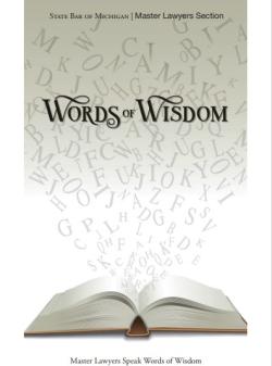 WORDS OF WISDON