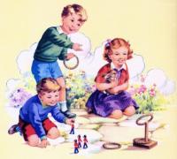 394627-children-play-quoits-425x383