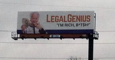 LEGAL GENIUS 1